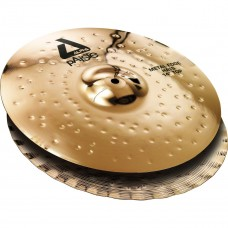 "Paiste ALPHA BRILLIANT 14"" Metal Edge Hi-Hat"