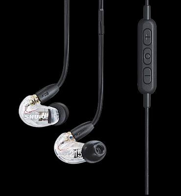 SHURE SE215-CL-BT1-A Bluetooth Sound Isolating Earphones